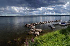 Baltikum August 2016