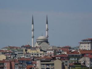 Istanbul 2011 und 2014